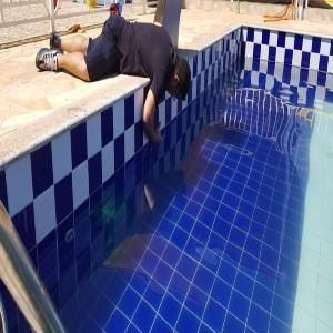 Caça vazamentos em piscinas